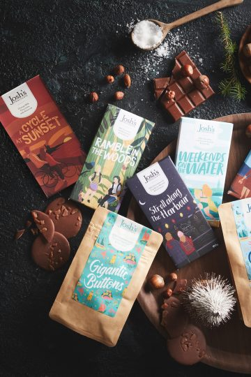 The Christmas Milk Chocoholic Collection