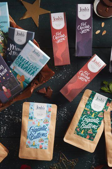 The Ultimate Christmas Chocolate Collection - Josh's Chocolate